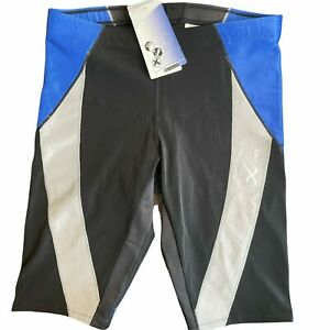 CW-X Endurance Generator Muscle & Joint Support Compression Shorts Mens L