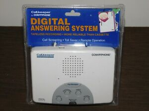 2002 CONAIRPHONE DIGITAL TELEPHONE ANSWERING SYSTEM MACHINE NEW OLD STOCK