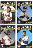 2019 Topps Series 2 Gary Vee's Top Entrepreneurs in Baseball You Pick/Choose