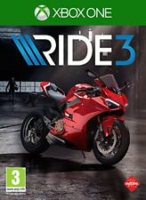 RIDE 3 XBOX ONE XB1 PreOrder Release Date 30/11/2018 Free UK p&p UK SELLER