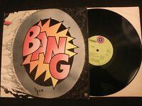 Bang - S/T - 1972 Capitol Vinyl 12'' Lp./ VG+/ Prog Hard Rock Metal
