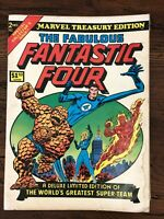 FANTASTIC FOUR #2  MARVEL TREASURY EDITION 1976 STAN LEE