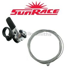 Sunrace SLM96 8 Speed Indexed Thumb Shifter Right Rear Mountain Bike Gear Lever