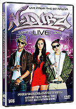 N-Dubz Love - Live - Life - At The O2 Arena - Official (DVD, 2011) new freepost