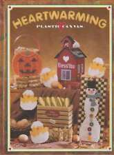 HB HEARTWARMING PLASTIC CANVAS TONS OF GREAT PROJECTS!!!