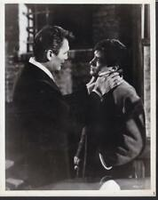 Alain Delon Jack Palance in Once a Thief 1965 vintage movie photo 34771