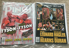 The Ring Boxing Magazine July 1992 Nelson Fenech Holmes Ali Centrefold Poster