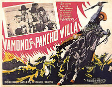 VAMONOS CON PANCHO VILLA (1936) * with switchable English and Spanish subtitles