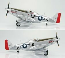 "North American P-51D Mustang USAAF #44-11746 ""Scat VI"" Hobby Master 1:48 HA7724"