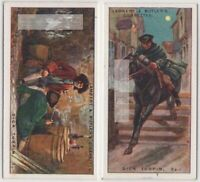 Englishman Highwayman Dick Turpin Bandit 90+ Y/O Ad Trade Card