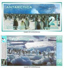 Antarctique 2 dollars 1996 BILLETS UNC