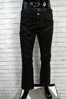 Jeans CARLO CHIONNA Uomo 9.2 Taglia 34 / 48 Pantalone Pants Man Cotone Regular