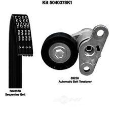Serpentine Belt Drive Component Kit-VIN: U Dayco 5040378K1
