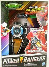 Power Rangers Beast Morpher Beast-X Morpher Sons et Voix en Français Hasbro Neuf