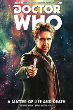 Doctor Who: The Eight Doctor: Matter of Life and Death by George Mann (Paperback, 2016)