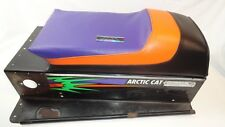 Kitty Cat Snowmobile Seat Cover only 3 Piece / 3 color Vinyl Staple on cover