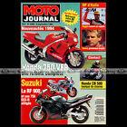 MOTO JOURNAL N°1099 SUZUKI RF 900 R GSXR 750 GP MISANO HONDA CB 500 VFR 750 1993