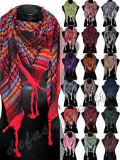 Markenlose Damen-Schals geometrische-Muster