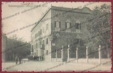 PARMA SALSOMAGGIORE TERME 141 HOTEL ALBERGO Cartolina viaggiata 1917