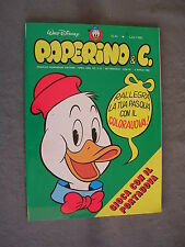 PAPERINO E C. #  40 - 4 aprile 1982 - CON INSERTO - WALT DISNEY - BUONO