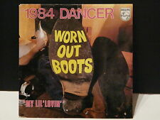 WORN OUT BOOTS 1984 Dancer 6172319