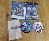 Atelier Iris: Eternal Mana - PS2 - PlayStation 2 - PAL - VGC - Complete