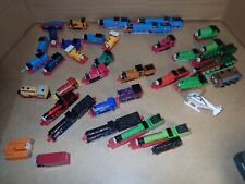 37 Thomas the Tank Engine Diecast ORIGINAL ERTL Trains Lot Toby Henry Gordon