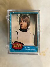 9ed417640e7 1977-79 Time Period Complete Star Wars Trading Card Sets for sale