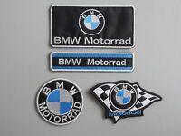 PATCH BMW MOTORRAD PZ 4  RICAMATE TERMOADESIVE -REPLICA - COD 373