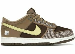 Nike Dunk Low SP UNDEFEATED Canteen Dunk vs. AF1 Pack size 8.5