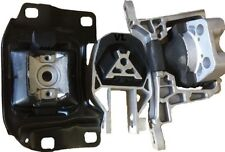 3PC MOTOR & TRANS MOUNT FOR 2012-2013-2014-2015-2016 FORD FOCUS 2.0L NO TURBO