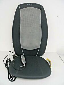 Homedics Shaiatsu Heated Massage Chair Cushion  F22