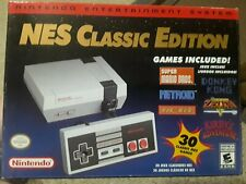Authentic Nintendo Classic Edition NES Mini Game Console USA Brand New in stock
