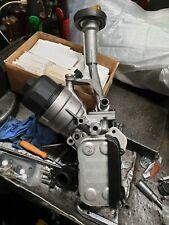 Radiatore Olio con Porta Filtro per motori 1.3 Multijet Alfa, Fiat, Lancia,Opel