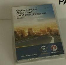 Genuine Vauxhall CD 60/80 NAVI 95509332