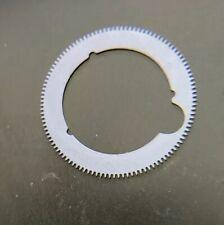 Nos Omega Memomatic Fixed Ring Wheel For Alarm System  1636 #Omega 980#1970's