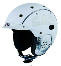 Casco SP-3 Limited Crystal weiß Gr.M 54-58 cm Skihelm