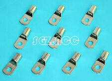 10 PACK BATTERY LUGS TERMINALS SUITS 0 B&S CABLE WIRE 10MM STUD SIZE SC50-10