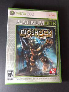 BioShock [ Platinum Hits ] (XBOX 360) NEW
