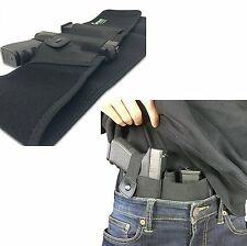 Concealed Carry Belly Gun Holster HandGun Safety Elastic Band Holder For Weapon
