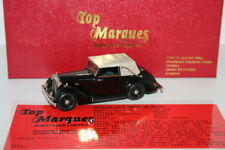 Top Marques 1/43 Scale RC1 1939 Daimler 2.5 Ltr D/Head Hood UpKing George VI