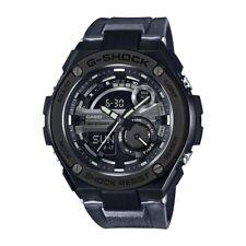 Casio Men's G-Steel GST210M-1A Super Illuminator World Time Resin 52.5mm Watch