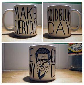 Jeff Goldblum Mug Gift Mugs For Him For Her Birthday Christmas