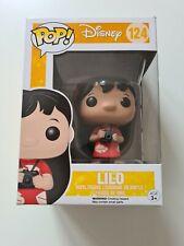 Funko Pop! Vinyl Disney Lilo #124 Lilo and Stitch