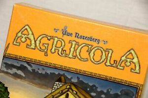 Replacement Parts Pieces AGRICOLA Board Game Z-Man 2008 YOUR CHOICE