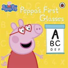 Peppa Pig: Peppa's First Glasses by Penguin Books Ltd (Paperback, 2013)