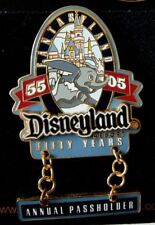 Dumbo Disney Pins & Buttons (1968-Now) Limited Edition