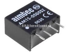 AM1S-0505SZ Converter DC/DC 1W Uin4.5-5.5V 5VDC Iout200mA SIP4 1.8g AIMTEC