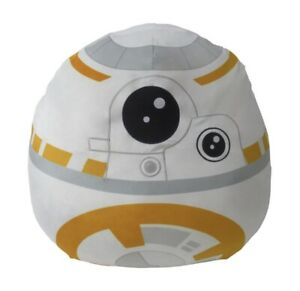 """Squishmallows Star Wars 20"""" (50.8cm) Plush Collectable Toy BB8 (3+) *New Other"""