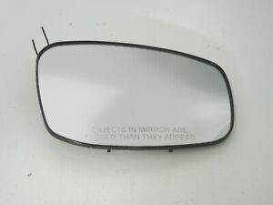 INFINITI G37 G25 09 sedan right passenger side view door mirror heated glass OEM